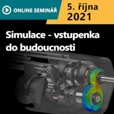 ON-LINE Seminář | Simulace - vstupenka do budoucnosti