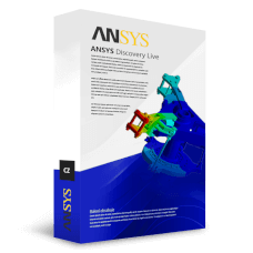 Ansys Discovery Live