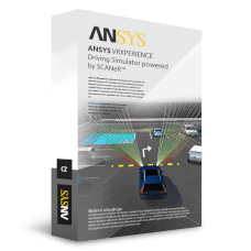 Ansys VRXPERIENCE Driving Simulator